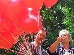 Ballons zur Hochzeit in Gelsenkirchen