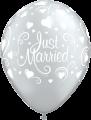 Hochzeitsballon rund Nr. 8