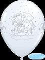 Hochzeitsballon rund Nr. 9