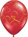 Hochzeitsballon rund Nr. 6