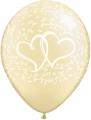 Hochzeitsballon rund Nr. 7