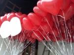 Ballons zur Hochzeit auf -Gut Kump- in Hamm