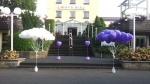 In Haltern am See flogen unsere Ballons zur Hochzeit