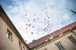 Ballons zur Hochzeit in Bochum