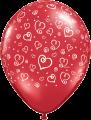 Hochzeitsballon rund Nr. 10